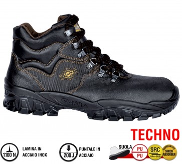 Scarpe Antinfortunistiche Cofra NEW RENO S2 SRC TECHNO