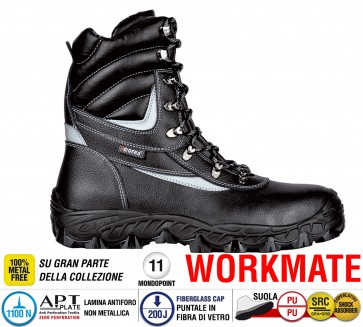 Scarpa Cofra NEW RODANO S3 SRC entry level WORKMATE