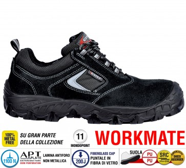Scarpa Cofra NEW SUEZ S1 P SRC entry level WORKMATE