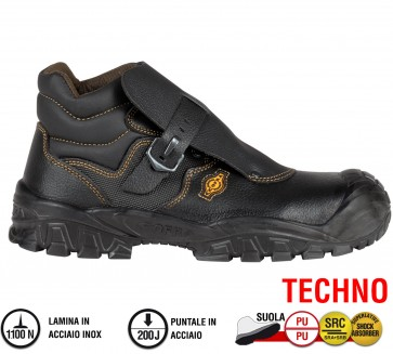 Scarpa Antinfortunistica Neve Cofra NEW TAGO UK S3 SRC TECHNO