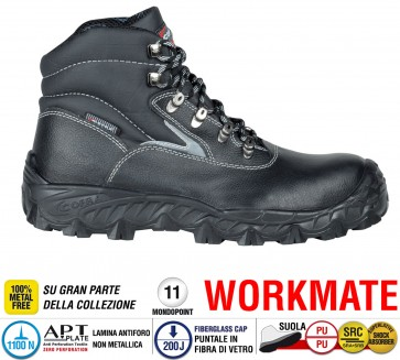 Scarpa Cofra NEW BAFFIN S3 SRC entry level WORKMATE