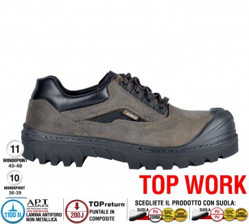 Scarpa lavoro Antinfortunistica Cofra ORCHILLA UK S3 HRO SRC TOP WORK