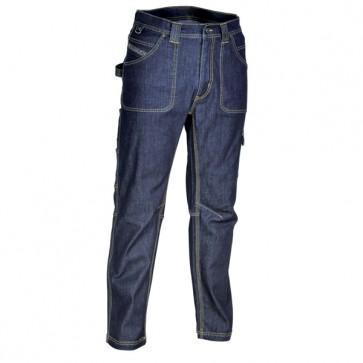 Pantalone di Jeans Lavoro Antifortunistica Cofra Pamplona