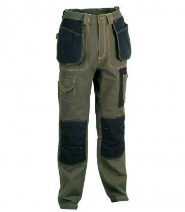 Pantalone lavoro Antinfortunistica Cofra Rotterdam con tasche e portameratello