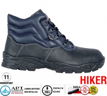 Scarpa Antinfortunistica Cofra PINNACLE S3 SRC hiker