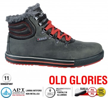 Scarpa Antinfortunistica Cofra PLAYMAKER S3 CI SRC OLD GLORIES