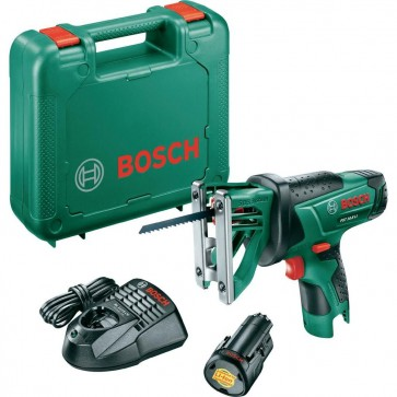 Bosch Seghetto universale a batteria PST 10,8 LI SDS batteria 10,8 V Peso 1 kg