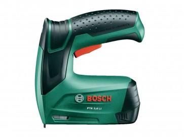 Graffatrice a batteria Bosch PTK 3,6 LI 3,6 V