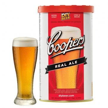 Malto per Birra Artigianale Coopers REAL ALE linea Classica 1,7kg 23 litri