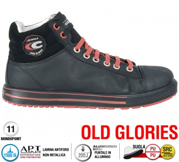 Scarpa Antinfortunistica Cofra STEAL S3 SRC OLD GLORIES