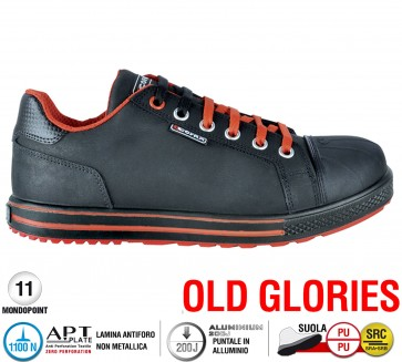 Scarpa Antinfortunistica Cofra TECHNICAL S3 SRC OLD GLORIES