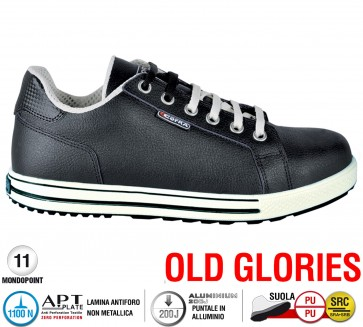 Scarpa Antinfortunistica Cofra THROW S3 SRC OLD GLORIES