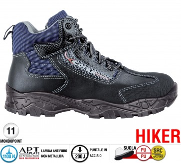 Scarpa Antinfortunistica Cofra TRAIL S3 SRC hiker