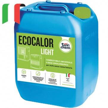 Combustibile Idrocarburico Liquido Savichem Ecocalor Light 18 litri TAPPO VERDE