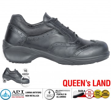Scarpa Donna Antinfortunistica Cofra VICTORIA S3 SRC QUEEN'S LAND