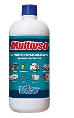 SGRASSATORE DETERGENTE SUPERSGRASSANTE MULTIUSO VILO 1000 ML