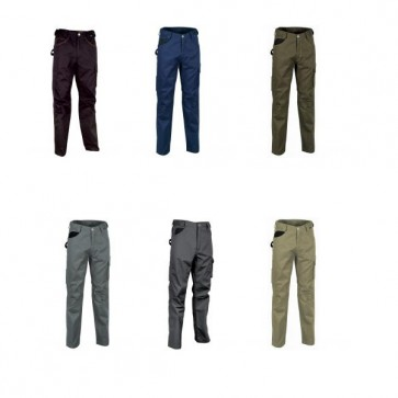 Pantalone Lavoro Antifortunistica Cofra Walklander