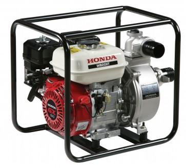 Pompa Acque Chiare Honda WB 20 XT DR X raccordi e filtro di fondo 135cc motopompa