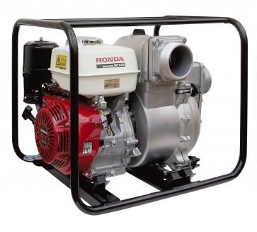 Pompa Acque Nere Honda WT 40 X DE raccordi filtro fondo trolley 3400cc motopompa