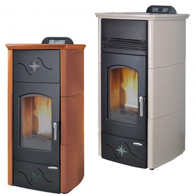Stufa pellet acqua sanitaria installazione climatizzatore - Climatizzatori leroy merlin ...