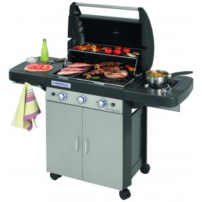 Barbecue a GAS 3 series classic L S PLUS tre bruciatori