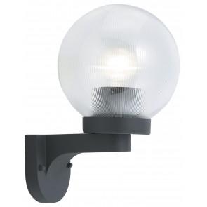 Lanterna a parete Serie Globo dimensioni cm 26x26