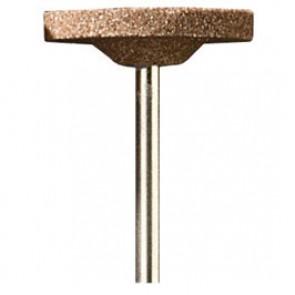 Moletta abrasiva all'ossido di alluminio 25,4 mm (8215)