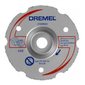 DREMEL® DSM20 disco multiuso in carbonio per taglio a filo (DSM600)