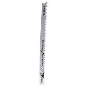 Bosch Lama per seghetto alternativo U 345 XF Progressor for Wood and Metal