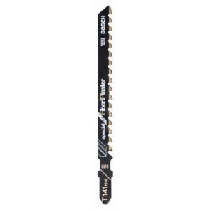 Bosch Lama per seghetto alternativo T 141 HM Special for Fiber and Plaster