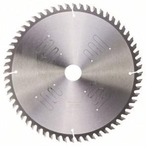 Bosch Lama per sega circolare Optiline Wood 254 x 30 x 3,2 mm, 60