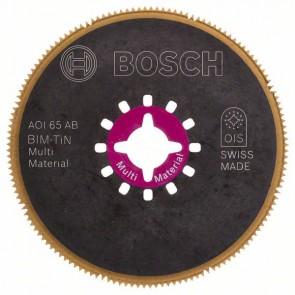 Bosch Lama segmentata BIM AOI 65 AB, Multi Material 65 mm