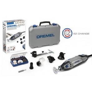 Dremel 4200JC multiutensile ez change 4 complementi 75 accessori (4200-4/75)