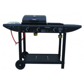 Barbecue pietra lavica IMPERIAL ER 8206 C-A pistra in ghisa