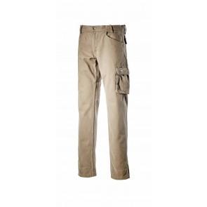Diadora Utility Pantalone WOLF II  ISO 13688:2013 VERDE ROCCIA SENECA da S a 3XL