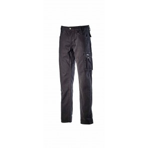 Diadora Utility Pantalone WOLF II  ISO 13688:2013 NERO da S a 3XL