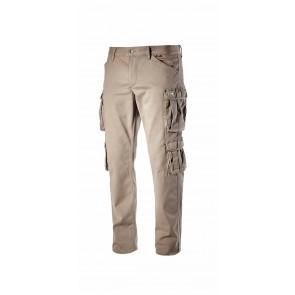 Diadora Utility Pantalone WAYET II  ISO 13688:2013 BEIGE NATURALE da S a 3XL