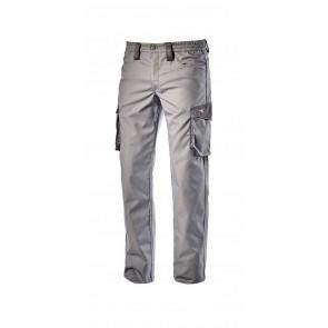 Diadora Utility Pantalone STAFF ISO 13688:2013 GRIGIO ACCIAIO da XS a 3XL