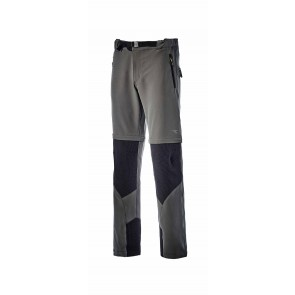 Diadora Utility Pantalone PANT TRAIL ISO 13688:2013 GRIGIO ACCIAIO da S a 3XL