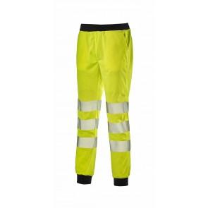 Diadora Utility Pantalone PANT PL HV ISO 20471:2013 2ND CAT. GIALLO FLUO ISO20471 da S a 3XL
