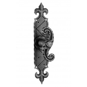 Cremonese in ferro battuto Galbusera Art.902