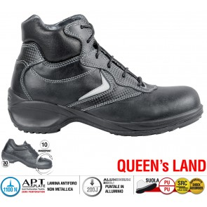 Scarpa Donna Antinfortunistica Cofra ANISE S3 SRC QUEEN'S LAND