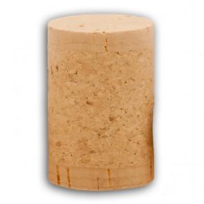 Tappi Tecnici in sughero per vino 1+1 vari formati birondellato confezione 100 pezzi FERRARI