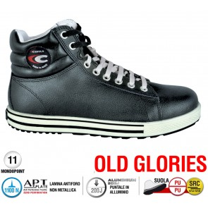 Scarpa Antinfortunistica Cofra BLOCK S3 SRC OLD GLORIES