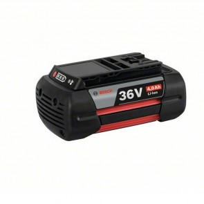 Bosch Batteria GBA 36 V 4,0 Ah H-C Professional Capacità 4Ah