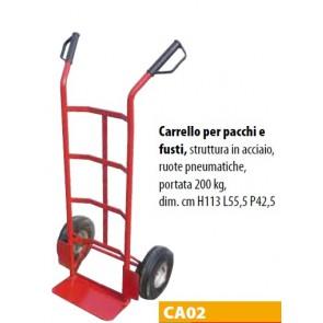 CARRELLO PORTATUTTO DOMUS PORTATA 200 Kg