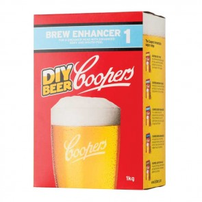 Intensificatore Coopers Brew Enhancer 1 birra artigianale 1kg schiuma corposità