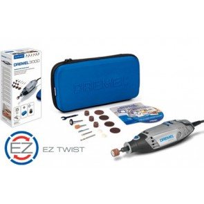 Multiutensile DREMEL 3000JC 15 accessori custodia EZ Twist (3000-15)