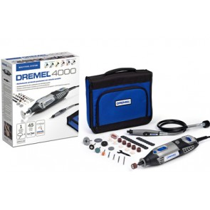 Set DREMEL 4000JC multiutensile 45 ACCESSORI custodia (4000-1/45)