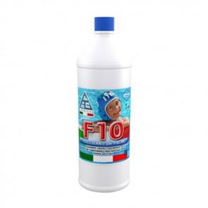 Flocculante liquido per piscine F10  1 litro